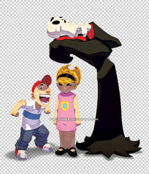 Grim Adventures by theCHAMBA