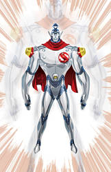 Man of Steel by theCHAMBA
