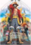 I'm Monkey D. Luffy by theCHAMBA