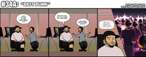 #34A: Daft Punk by theCHAMBA