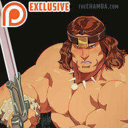 'CROM' by theCHAMBA