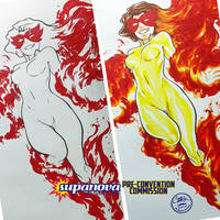 Supanova PreCon Commish - Firestar by theCHAMBA