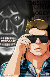 They Live by theCHAMBA