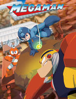 Legacy Collection - Mega Man 1 by theCHAMBA