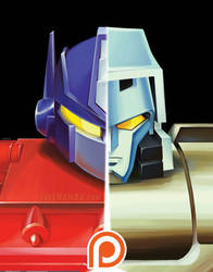 Classic face off by theCHAMBA