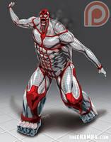 ChambaPatreonMashUps - Colossus Titan by theCHAMBA