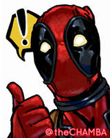 044 - Deadpool by theCHAMBA