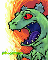 053 - Reptar by theCHAMBA