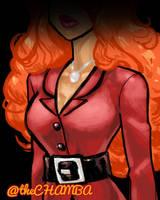 076 - Miss Bellum by theCHAMBA