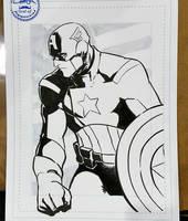 MelbNOVA - Captain America by theCHAMBA