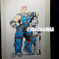 Pre-Con commission - Zarya by theCHAMBA