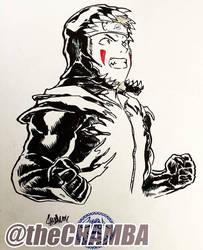 AX - Kiba X Venom by theCHAMBA