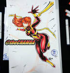 SDCC2016 - MJ IronSpider by theCHAMBA