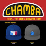some RandomVeus caps! by theCHAMBA