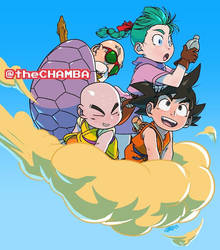 the Team by theCHAMBA