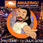 Amazing Comic Con Las Vegas 2018 by theCHAMBA