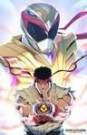 Ryu Ranger : Legacy Wars by theCHAMBA