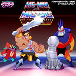 CCC-JAMS - He-Man 2018 pt.1 by theCHAMBA