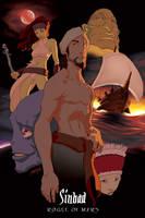 Sinbad : Rogue of Mars by theCHAMBA