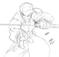 jokerisback sketchCommish 06 by theCHAMBA