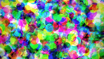 Bubbles by mangonart