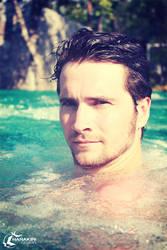 Pool Portrait by NHdesign