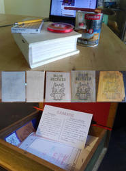 Book of secrets by sebyZart