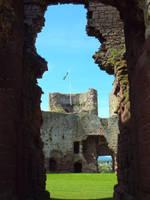 Castle Gatehouse by buttercupminiatures
