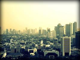 Jakarta City by Munimunjay