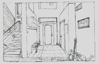 The House Entrance! by LahiruJ