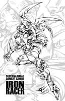 Iron Racer 2 by batangbatugan