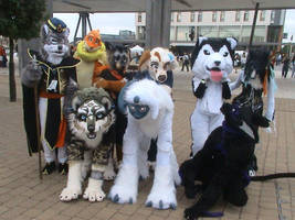 Fur and Quad meet London Expo by Inu-Sama