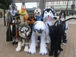 Quad and Fur group again by Inu-Sama