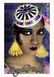 Josephine Baker by GRAPHICSSEUR