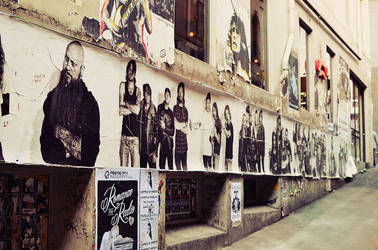 Street gallery. by synthetic-order