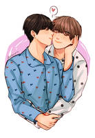 FA : Morning Taejin by padisaja