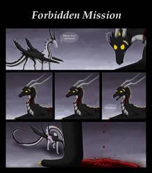 Forbidden Mission by StarsySpirit