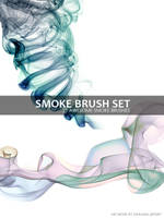 21 Smoke Brushes by Qbrushes