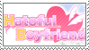 [P] Hatoful Boyfriend stamp by rhyme