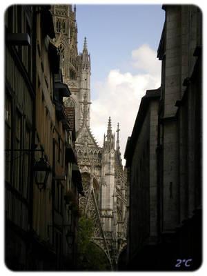 St Maclou Church original by Faelf