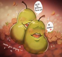 Pear Love by Yaoi-World