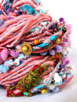Art Yarn - Noori by OoO----MEHRA----OoO