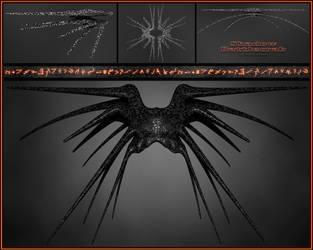 Shadow Battlecrab by Amras-Arfeiniel
