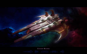Centauri Octurion by Amras-Arfeiniel