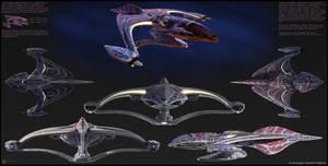 Whitestar Fighter by Amras-Arfeiniel