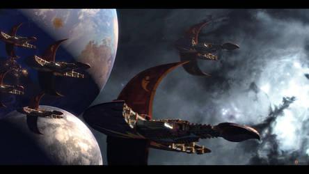 Centauri Prime by Amras-Arfeiniel