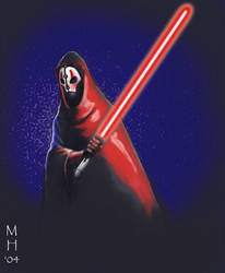 Sith Lord by Slipshadow