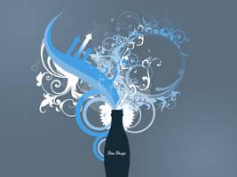 Coca cola by Dewoodesign