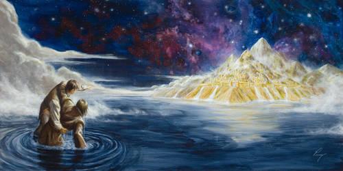 Pilgrim's Progress: The Celestial City by DouglasRamsey