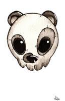Panda Skull by Taiyo85